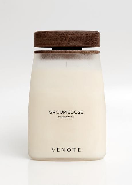Venote Groupiedose Candle